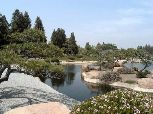 Japanese Garden in Van Nuys